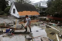 Florence death toll rises to 16, thousands more ordered to evacuate