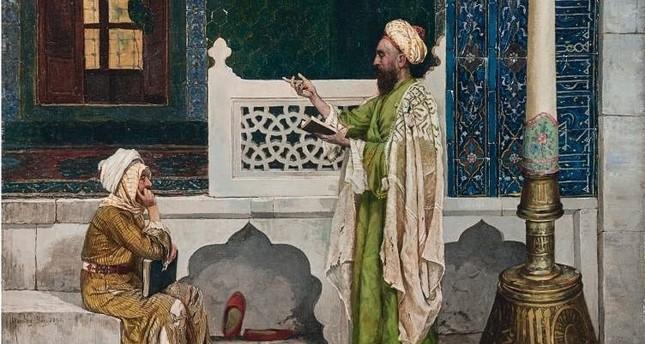 Prominent Ottoman-era painter's work sold for $5.9 million at UK auction
