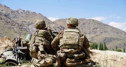 Taliban peace deal very close, Trump says