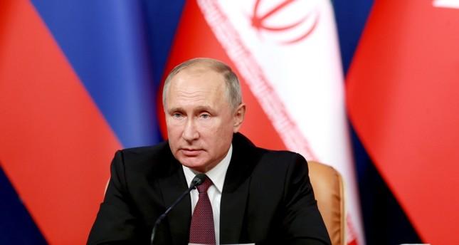 بوتين: القمة دعت جميع الأطراف السورية إلى ترك السلاح باقتراح من أردوغان