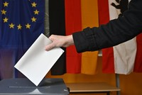 Merkel coalition battered as Germany votes in EU elections