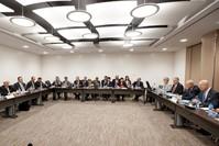 من اجتماعات جنيف حول سوريا (من الأرشيف)