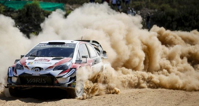 In a surprise move, Tanak quit Toyota to join Neuville at the Korean carmaker Hyundai. AA Photo