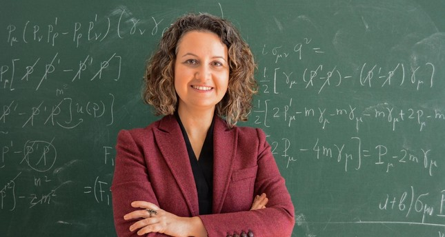 Turkish scientist Demirköz selected as Young Global Leader by WEF