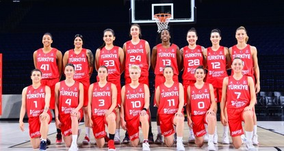 Women's basketball: National team chases top European title