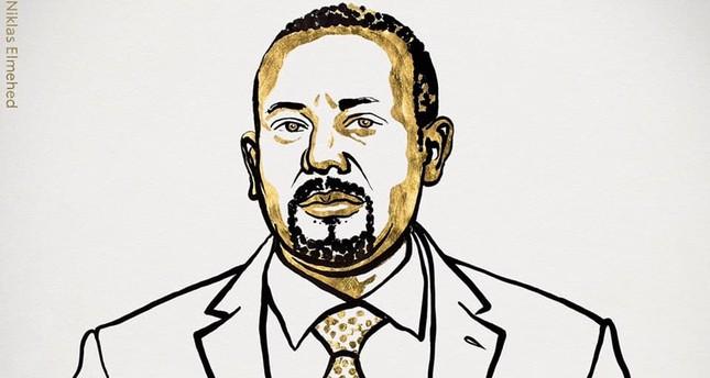 منح جائزة نوبل للسلام لرئيس الوزراء الإثيوبي أبيي أحمد