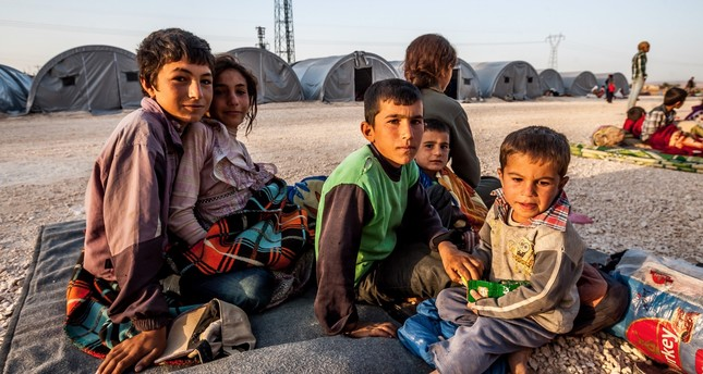 In 2014, during Daesh's siege of Syria's Kobani, 300,000 Kurds fled the city and took refuge in Turkey's southern Suruç district.