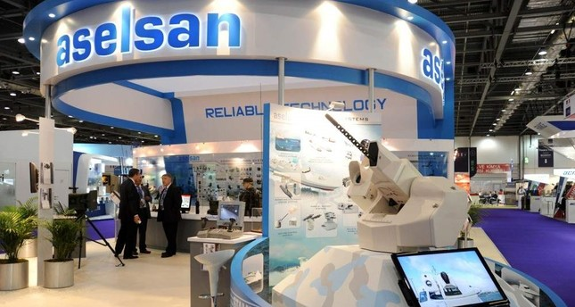 Two Turkish firms in world's top arm makers see their turnover surge in 2018