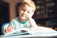 Reading with parents necessary for child development