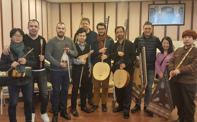 New project to promote Turkish folk music in Japan