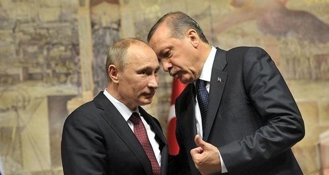 Erdoğan und Putin besprechen KRG-Referendum