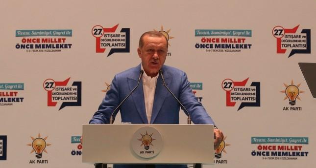 President Erdoğan: Turkey has closed IMF chapter for good