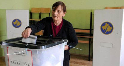 Kosovo's opposition Vetevendosje leads election
