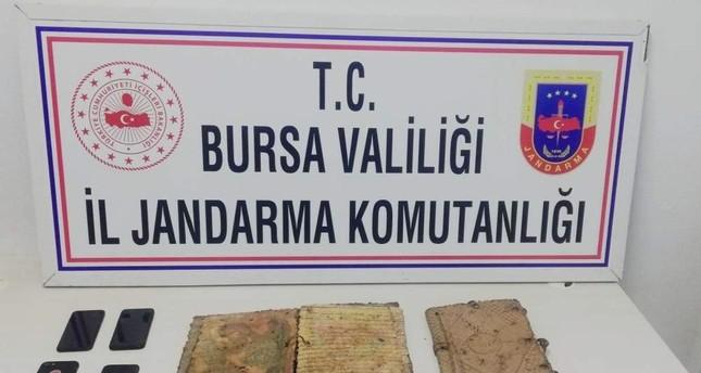 1,000-year-old papyrus Bible seized in northwestern Turkey
