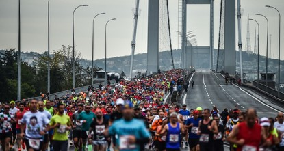 41st edition of Istanbul marathon to draw 37,000 runners