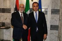 إيطاليا تجدد دعمها لحكومة الوفاق الوطني الليبية