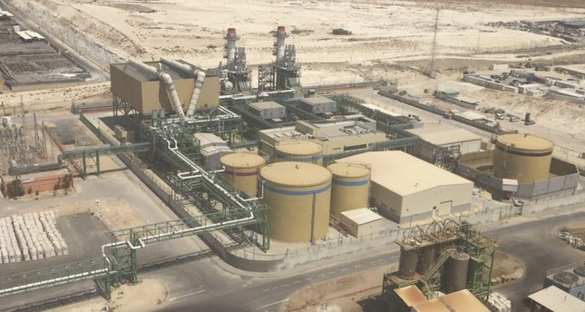 Zorlu Group's third energy facility in Israel is the 120-megawatt Ramat Negev natural gas power plant, which started its operations on Dec. 31.