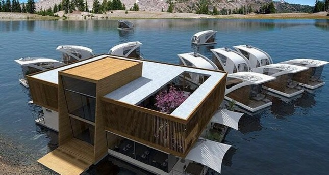 Floating hotel project on Euphrates to boost tourism in southeastern Turkey