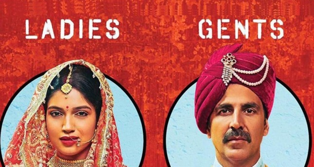 """""""Toilet: Ek Prem Katha"""" (Toilet: A Love Story) is inspired by the true tale of one man's battle to build toilets in his village in rural India."""