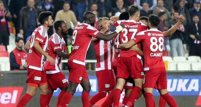 Sivasspor reigns as Süper Lig title race heats up