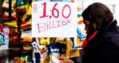 Выигрышный билет лотереи с рекордным джек-потом в $1,6 млрд продан в Южной Каролине
