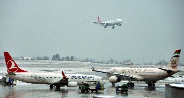 Turkish Airlines confirmed it is subject to the U.S. airline electronics ban on March 21.