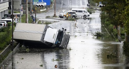 The new normal: Climate change fuels natural disasters, more to come