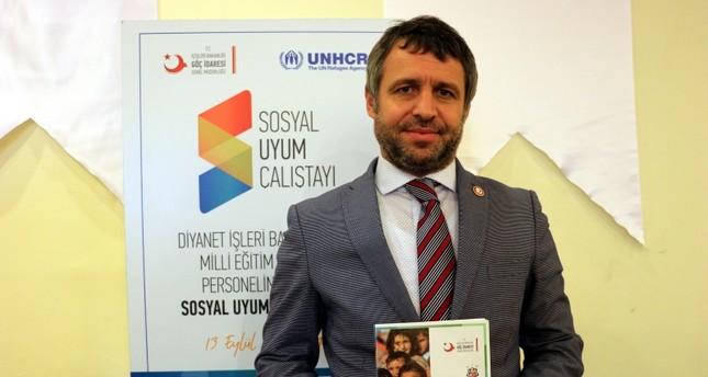 رئيس دائرة الاندماج والاتصالات في إدارة الهجرة: نوضح للمواطن التركي كافة المسائل المتعلقة بالسوريين