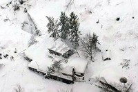 At least 23 still missing in avalanche-hit hotel in Italy, number of survivors increases to 11