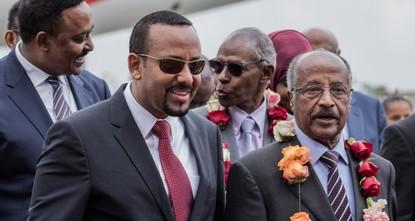 بعد عقود من الحرب... إثيوبيا وإريتريا توقعان اتفاقية سلام