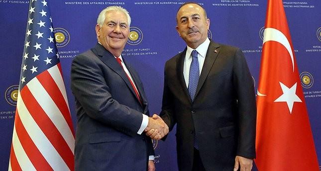 تيلرسون: الولايات المتحدة حليف موثوق لتركيا