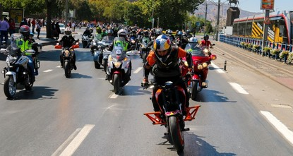 Live music, best motorcycles create buzz in Turkey's Erciyes