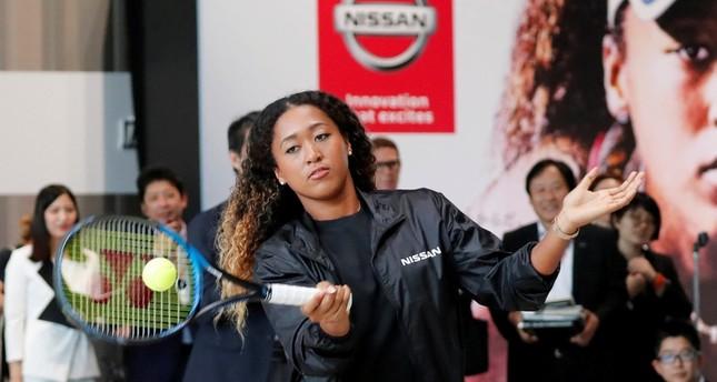 US Open winner Osaka becomes Nissan brand ambassador