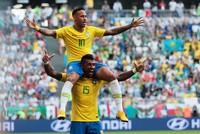 Неймар и Бразилия чаще других упоминались в Twitter
