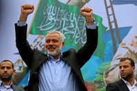 Prisoners issue will remain priority for Hamas, new leader Haniyeh says
