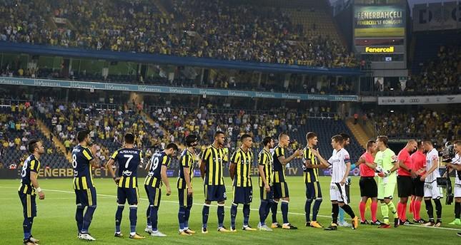 فنربهتشه التركي يتأهل إلى الدور التالي ببطولة الدوري الأوروبي لكرة القدم