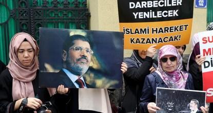 UN, rights groups call for probe into Morsi's death