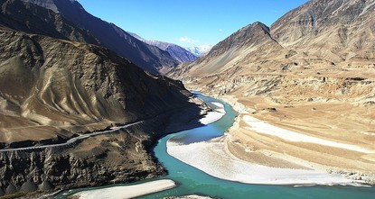India to restrict river water flowing into Pakistan