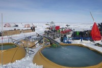 Research team drills the deepest ever hole in western Antarctica