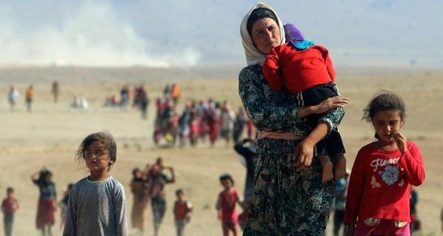 PKK presence in Iraq's Sinjar prevents return of Yazidi refugees, local governor says