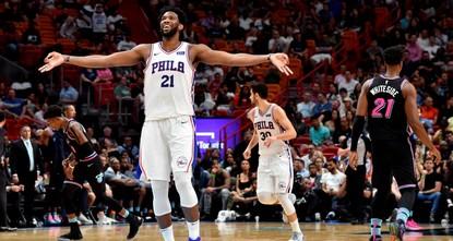 Korkmaz breaks NBA career record as Philadelphia 76ers beat Miami Heat