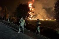 76 погибли после взрыва на трубопроводе в Мексике