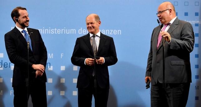 Albayrak: Neue Ära in Beziehungen zu Deutschland