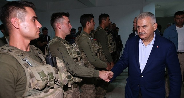 "Yıldırım: ""Türkei jetzt in der Offensive gegen PKK"""
