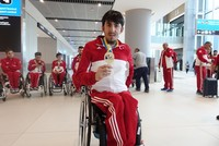Turkish athletes earn medals in international paralympic championships