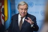 أنطونيو غوتيريش - الأمين العام للأمم المتحدة