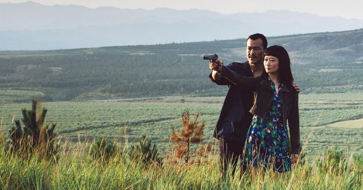Zhao Tao and Liao Fan as Qiao and Bin.