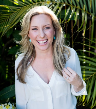 Justine Damond, also known as Justine Ruszczyk, is seen in this 2015 photo released by Stephen Govel Photography in New York, on July 17, 2017. (REUTERS Photo)