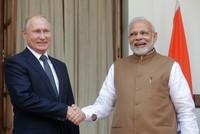 روسيا والهند تتمان إبرام صفقة منظومة الدفاع الجوي إس-400