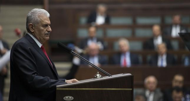 يلدريم: خفض تصنيف ديون تركيا قرار سياسي وخطوة غير مبررة